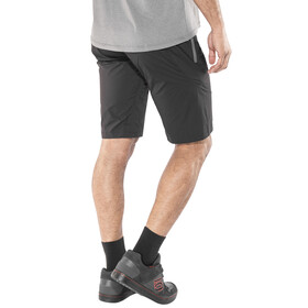 Race Face Podium Shorts Men Black